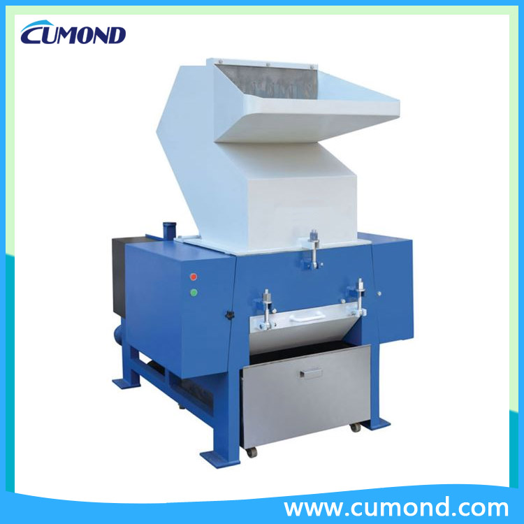 CUMOND Soundproof plastic shredder machine for plastic recycling CPCY-200J