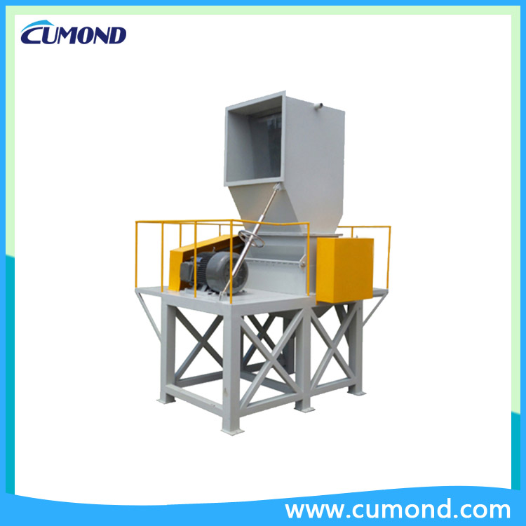 Plastic Bottle/Film/Bag Crusher CPC-P900