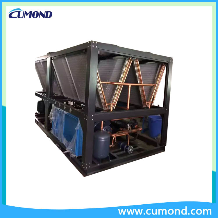 Screw air-cooled chillers CUM-ASCS Industrial Chillers