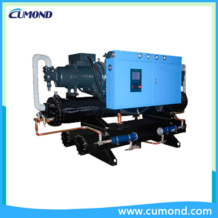 Unit water-cooled chillers CUM-WSCD Industrial Chillers