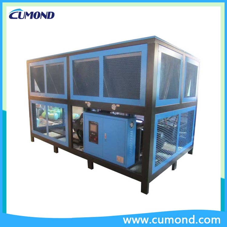 Air-cooled chillers CUM-ASCD Industrial Chillers