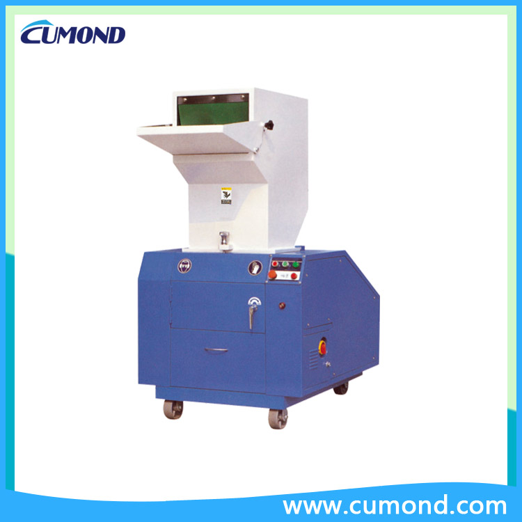 CUMOND low noise plastic crusher machine for plastic recycling CPCY-300J