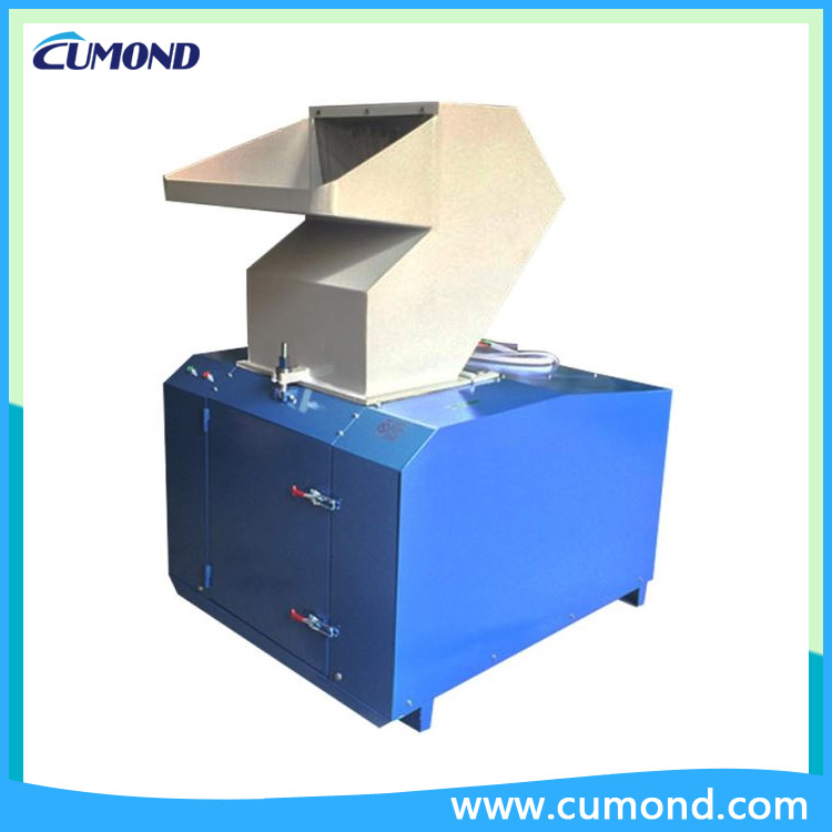CUMOND low noise plastic shredder machine for plastic recycling CPCP-200J
