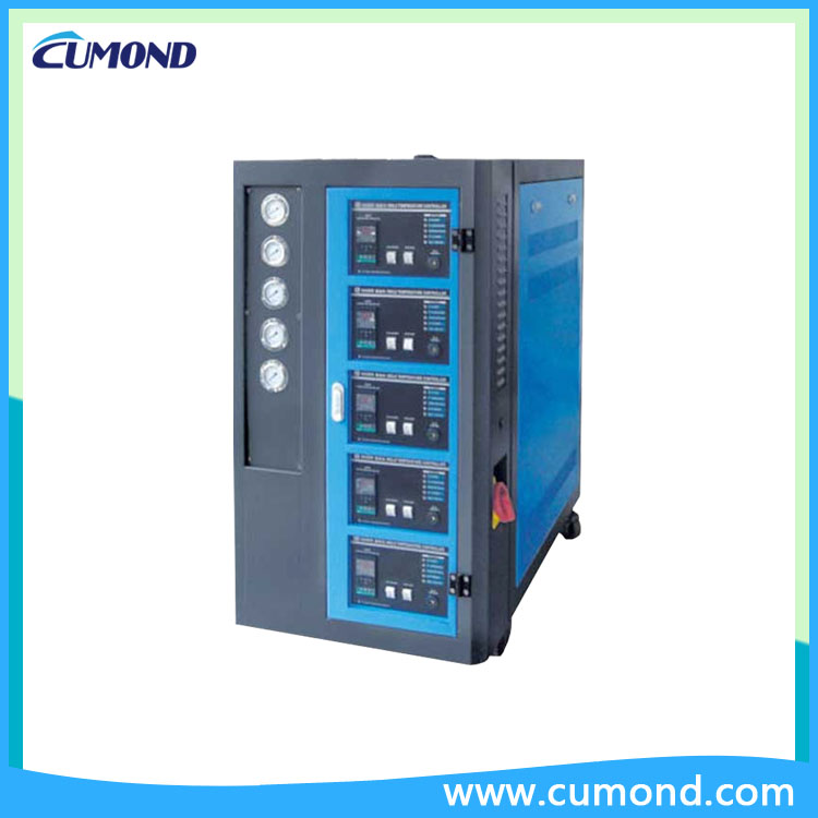 Water Type High Temperature Mould Controller Machine CTCWH-9 Auto Mould Temperature Controller