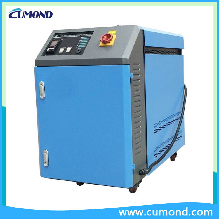 Oil Type High Temperature Mould Controller Machine CTCOH-12 Auto Mould Temperature Controller